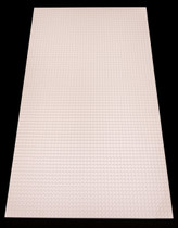 Ingot 2' x 4' - Designer White - Carton of 12 Tiles - 96 SF - $12.22 EA