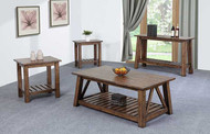 Caramel Occasional Table Set