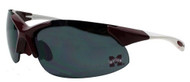 Mississippi State Sunglass 8x3544 Full Sport Frame