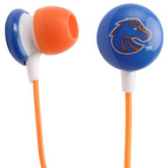 Boise State Low End Ear Buds