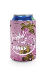 RMEF Pink Can Insulator