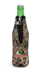 Insulators are made of 3.5mm neoprene, which helps keep beverages colder longer. Bottle design features zipper front for a snug fit and features a metal logo zipper pull. Available in bottle and can sizes.