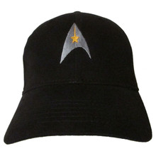 Star Trek Classic Logo - Embroidered Baseball Hat - Cap