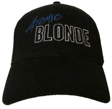 Atomic Blonde Movie Logo Embroidered Baseball Hat - Cap Charlize Theron