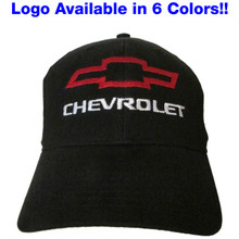 Chevrolet Chevy Bowtie Logo #1 Logo Embroidered Baseball Hat - Cap