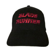 Blade Runner Logo #2 Embroidered Baseball Hat - Cap