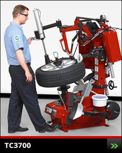 Center Clamp TC3700 Tire Changer