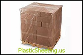 Pallet Top Sheets 1.5 mil SOR 108X108X0015 100/RL  #6005  Item No./SKU