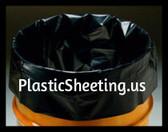 60 gallon Drum liners 50 bags per case
