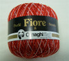 Fiore 8 prints 66 - Red/White
