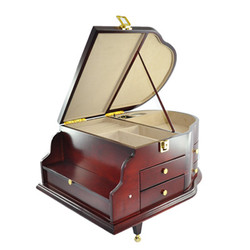 Extra Large Piano Jewellery Box
