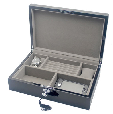 Men's Jewellery Box Inside