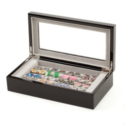 Cufflink Storage Box for 20 Pairs