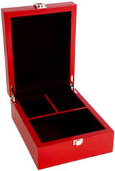 Small Red Jewellery Box