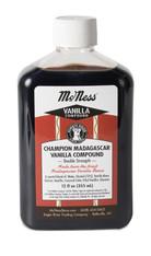 """Champion Madagascar Vanilla Flavoring Compound (12 oz) """"Scratch & Dent"""""""