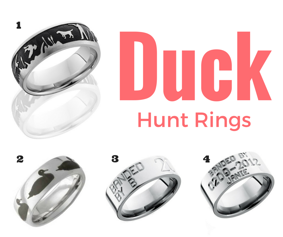 Duck Hunt Rings