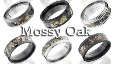 mossy oak camo rings - Mossy Oak Wedding Rings