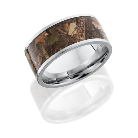 Super wide 10 mm band with 8mm of King's camo