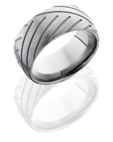 10mm Domed Super Cycle Tread Ring