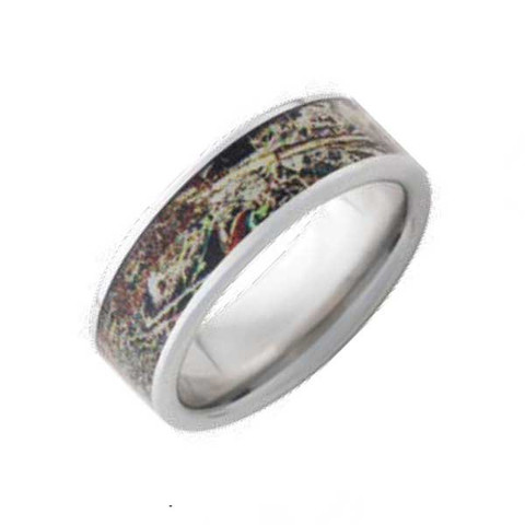 Mossy Oak Flat Camo Ring