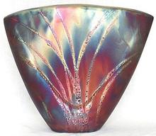 """023 - """"V"""" Vase"""