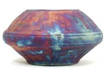 062 - Indian Saucer Vase
