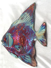 163a - Large Wall Fish