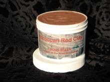 Moroccan Red Clay - 20 lbs.
