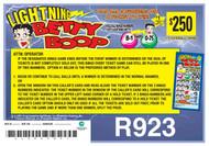 Lightning Betty Boop (R923)