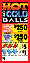 Hot and Cold Balls