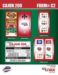 C2 Cajun 200