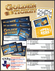 Golden Ticket J-GT320, 510 & 890