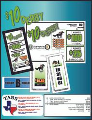 $10 Derby J-TD24