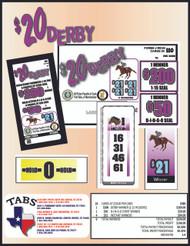 $20 Derby – J-WD24
