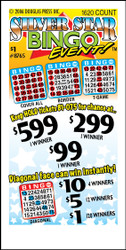 Silver Star Bingo Event 8765