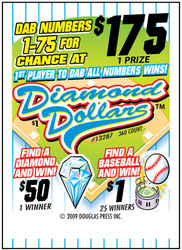 Diamond Dollars 13287