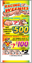 Racing Weenies 13291