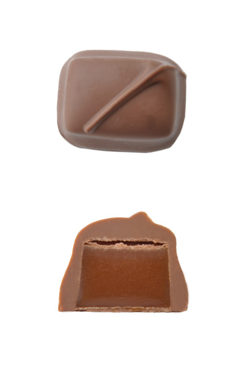 Chocolate Dipped Caramel
