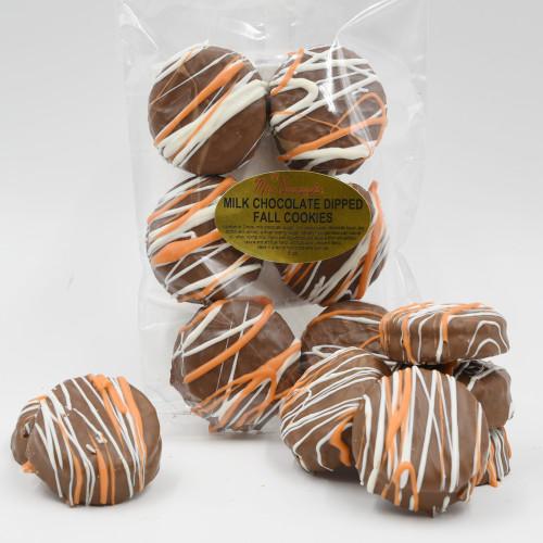 Chocolate dipped oreos