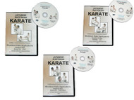 Kata Applications series- 3 DVD set