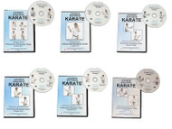 Advanced Kata series- 6 DVD set