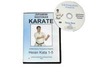 Heian Kata 1-5 DVD