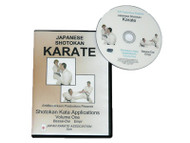 Shotokan Kata Applications, Volume One DVD