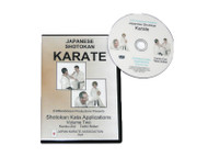 Shotokan Kata Applications, Volume Two DVD