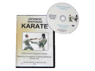 Sparring Concepts, Volume Two DVD