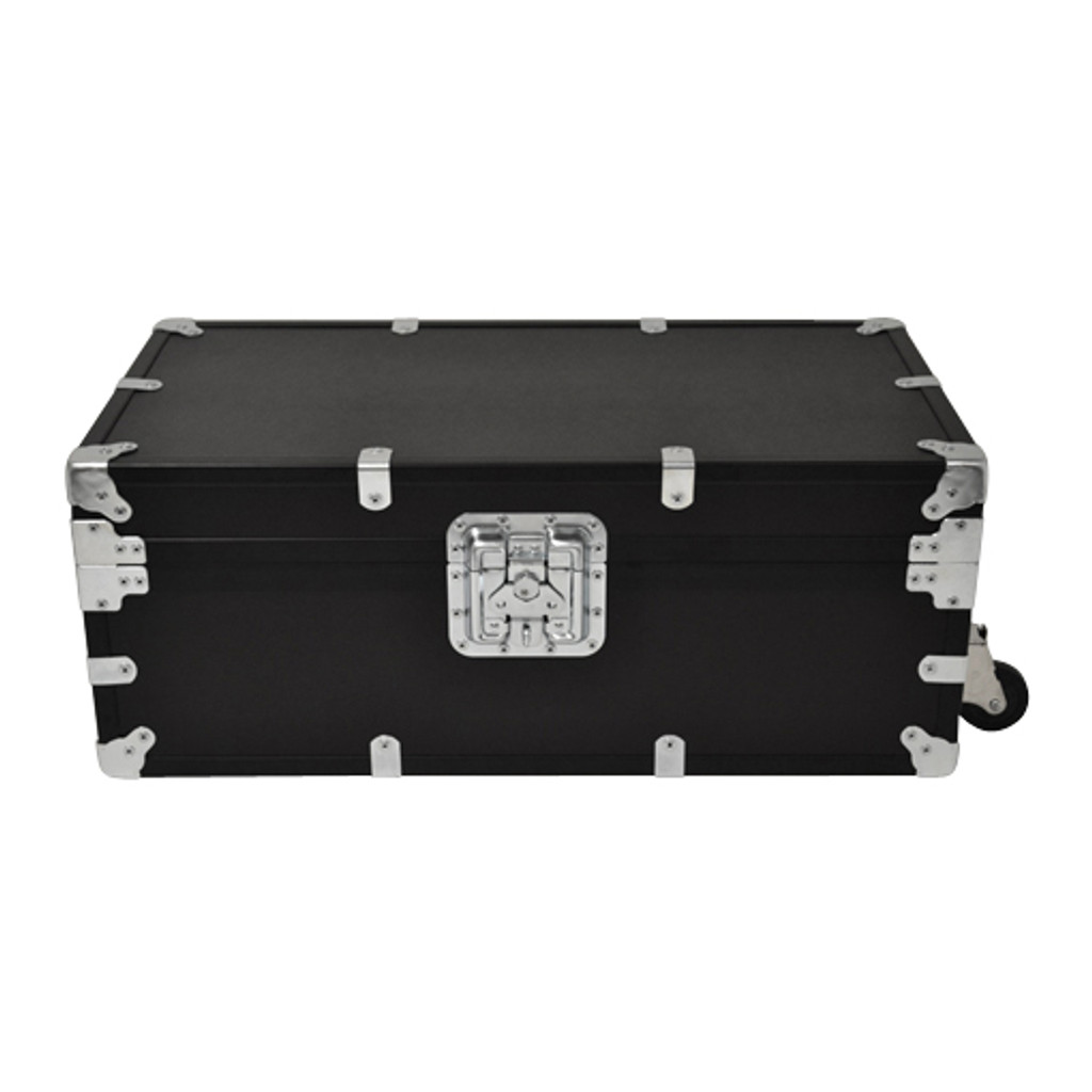 """Large Indestructo Travel Trunk - 32"""" x 17"""" x 13"""" - Front View"""