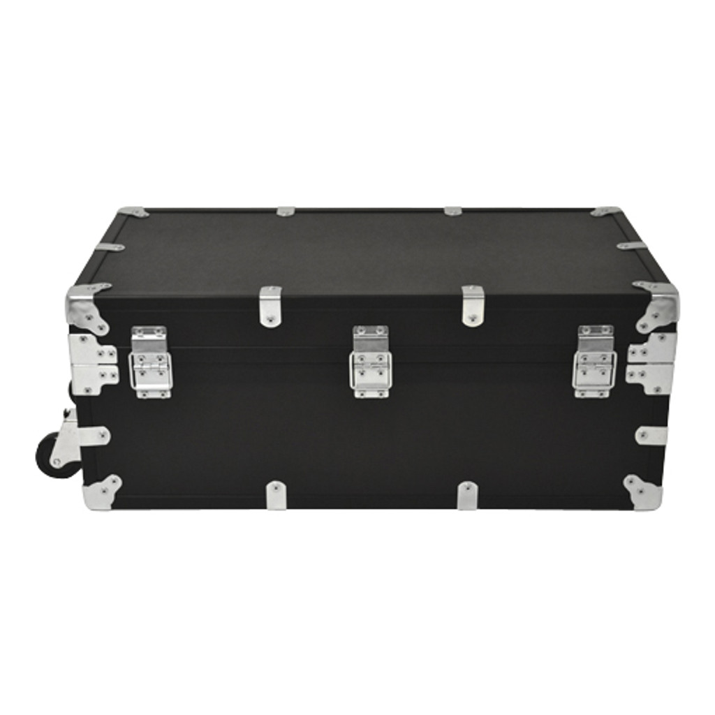 """XL Indestructo Travel Trunk - 35"""" x 19"""" x 16"""" - Back View"""
