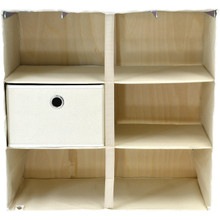 Rhino Urban Wardrobe three shelf insert empty