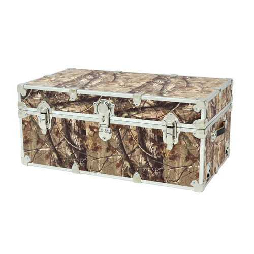 "Rhino Large Realtree® Armor Trunk - 32"" x 18"" x 14"""