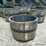 Oak Barrel Small